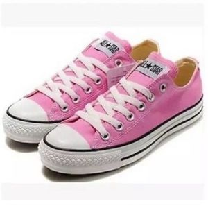 Pink Converse All-Star Sneakers! NEW!